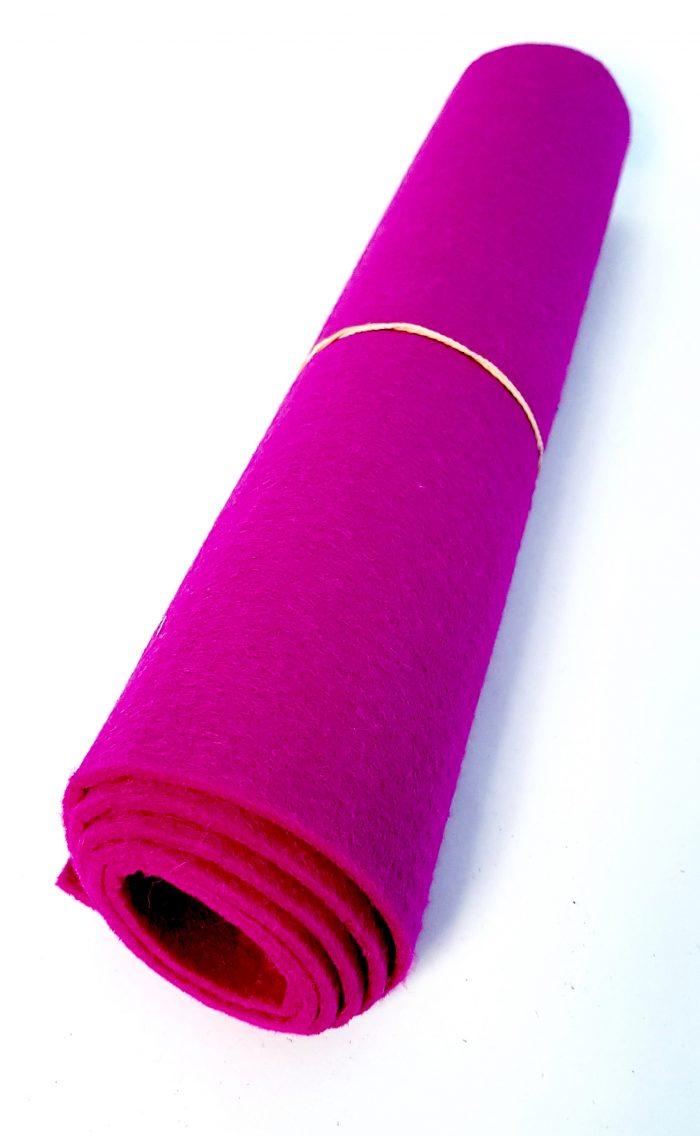Pinkes Filz - Handgemachte individualisierbare Taschen, Körbe, Tischsets, Dekoartikel und mehr auf fideko.de der Onlineshop seit 2011