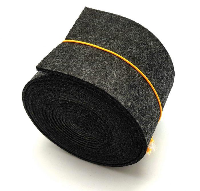 8-cm-rolle-anthrazit-mellange - Handgemachte individualisierbare Taschen, Körbe, Tischsets, Dekoartikel und mehr auf fideko.de der Onlineshop seit 2011
