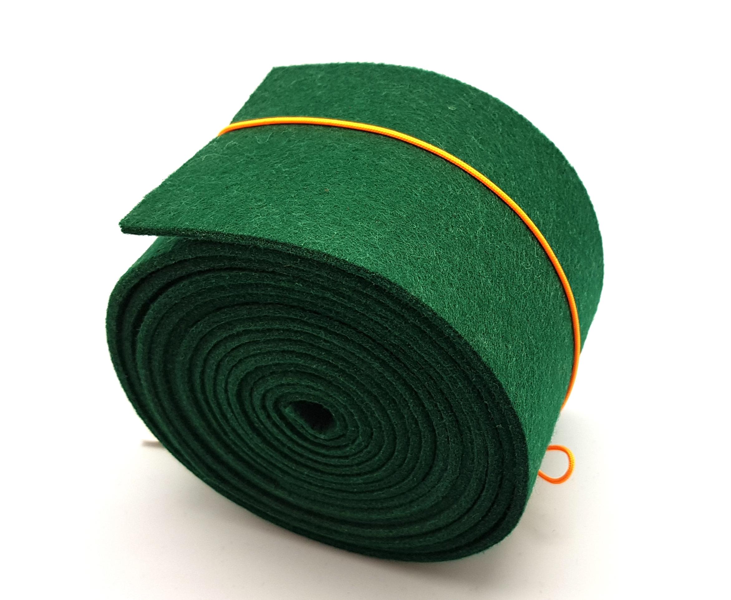 8-cm-rolle-dunkelgrün - Handgemachte individualisierbare Taschen, Körbe, Tischsets, Dekoartikel und mehr auf fideko.de der Onlineshop seit 2011