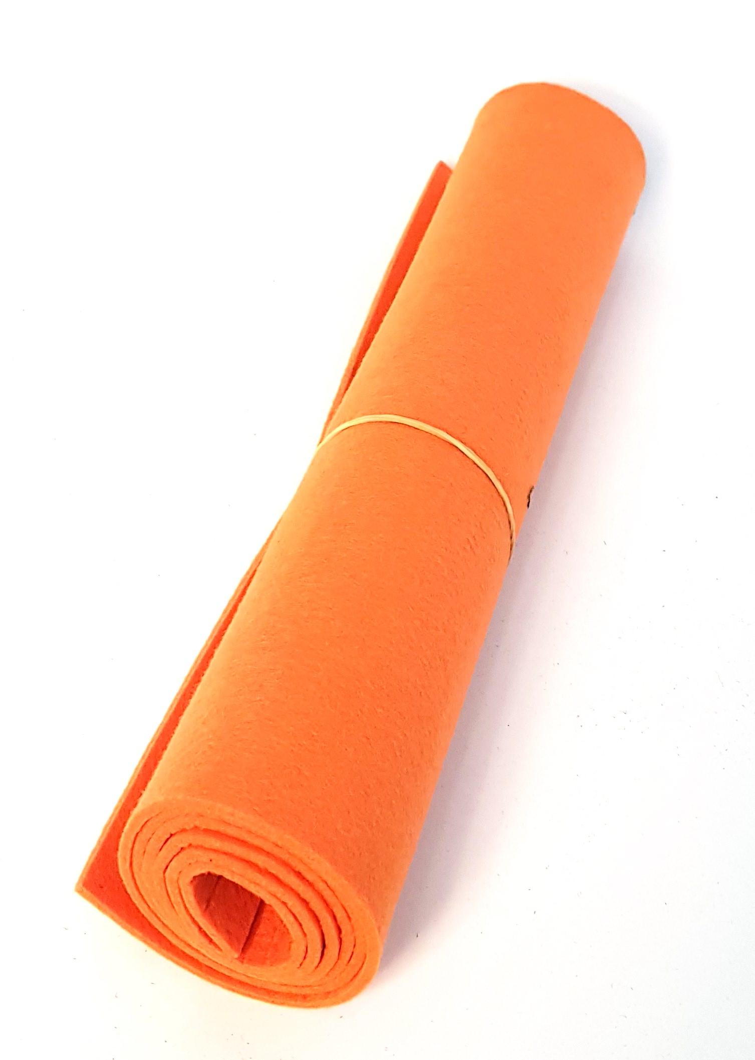 Oranges Filz - Handgemachte individualisierbare Taschen, Körbe, Tischsets, Dekoartikel und mehr auf fideko.de der Onlineshop seit 2011