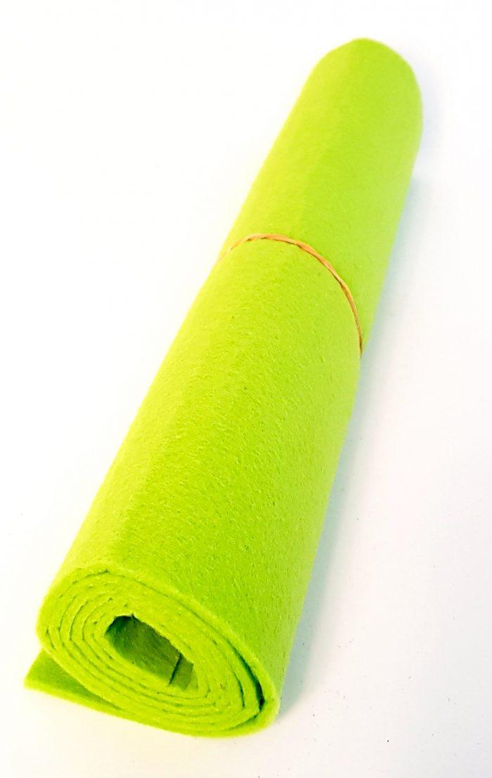 Grünes Filz - Handgemachte individualisierbare Taschen, Körbe, Tischsets, Dekoartikel und mehr auf fideko.de der Onlineshop seit 2011