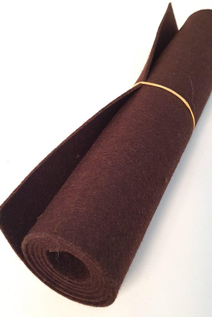 Braunes Filz - Handgemachte individualisierbare Taschen, Körbe, Tischsets, Dekoartikel und mehr auf fideko.de der Onlineshop seit 2011