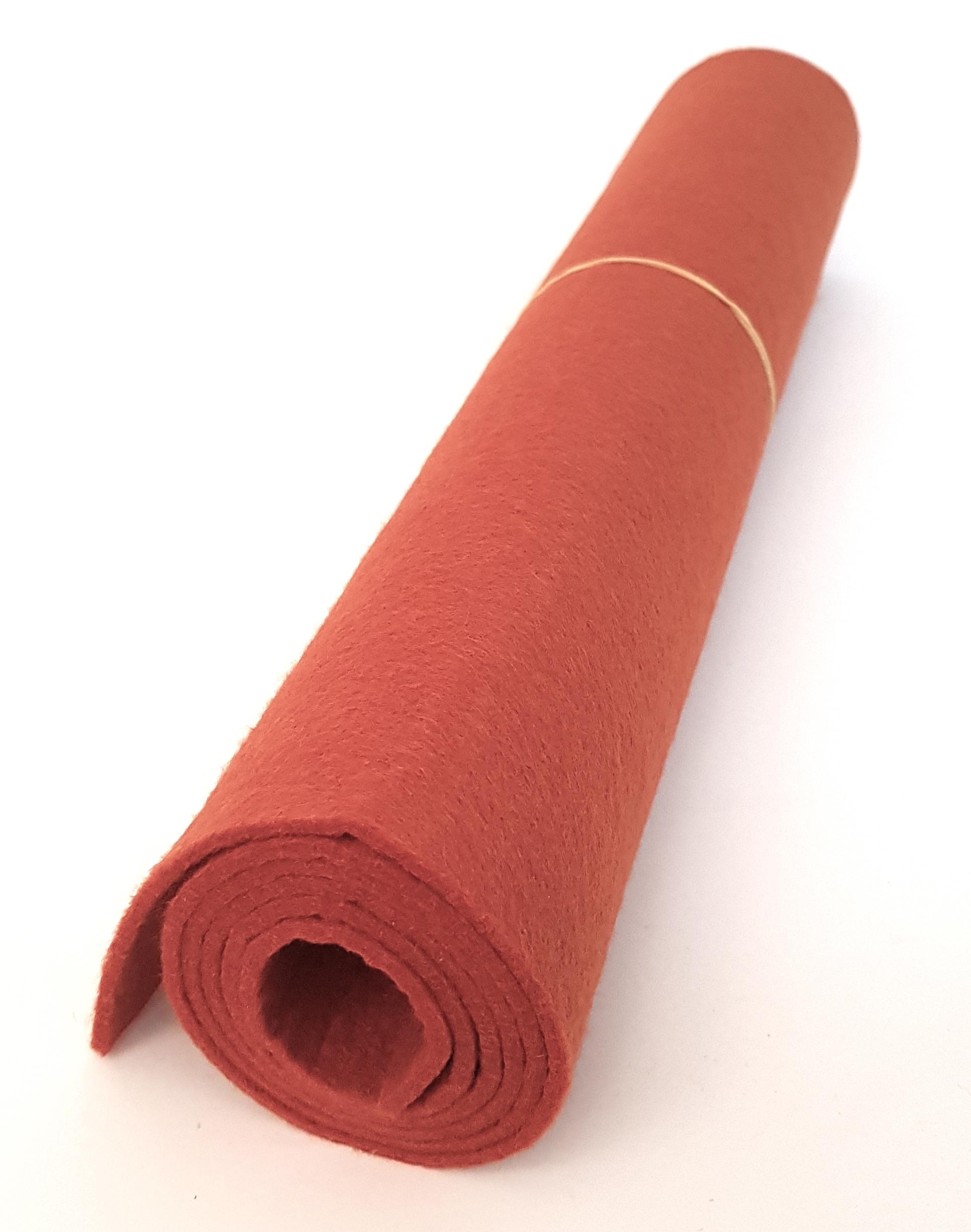 rot-braunes Filz - Handgemachte individualisierbare Taschen, Körbe, Tischsets, Dekoartikel und mehr auf fideko.de der Onlineshop seit 2011