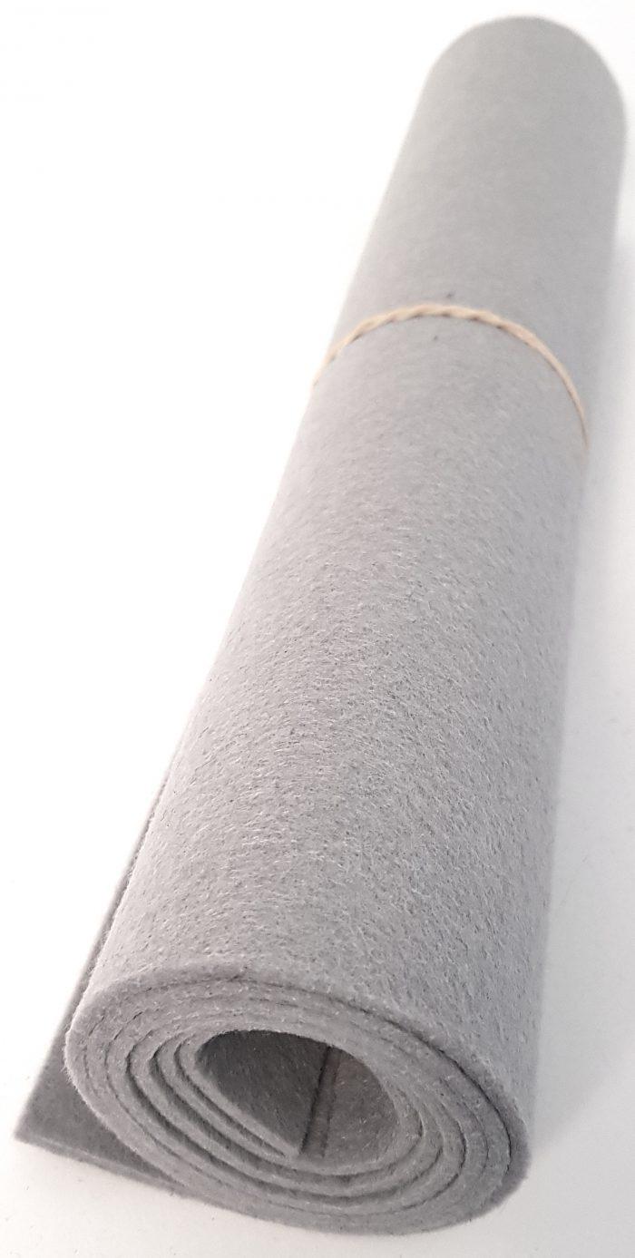 Mausgraues Filz - Handgemachte individualisierbare Taschen, Körbe, Tischsets, Dekoartikel und mehr auf fideko.de der Onlineshop seit 2011
