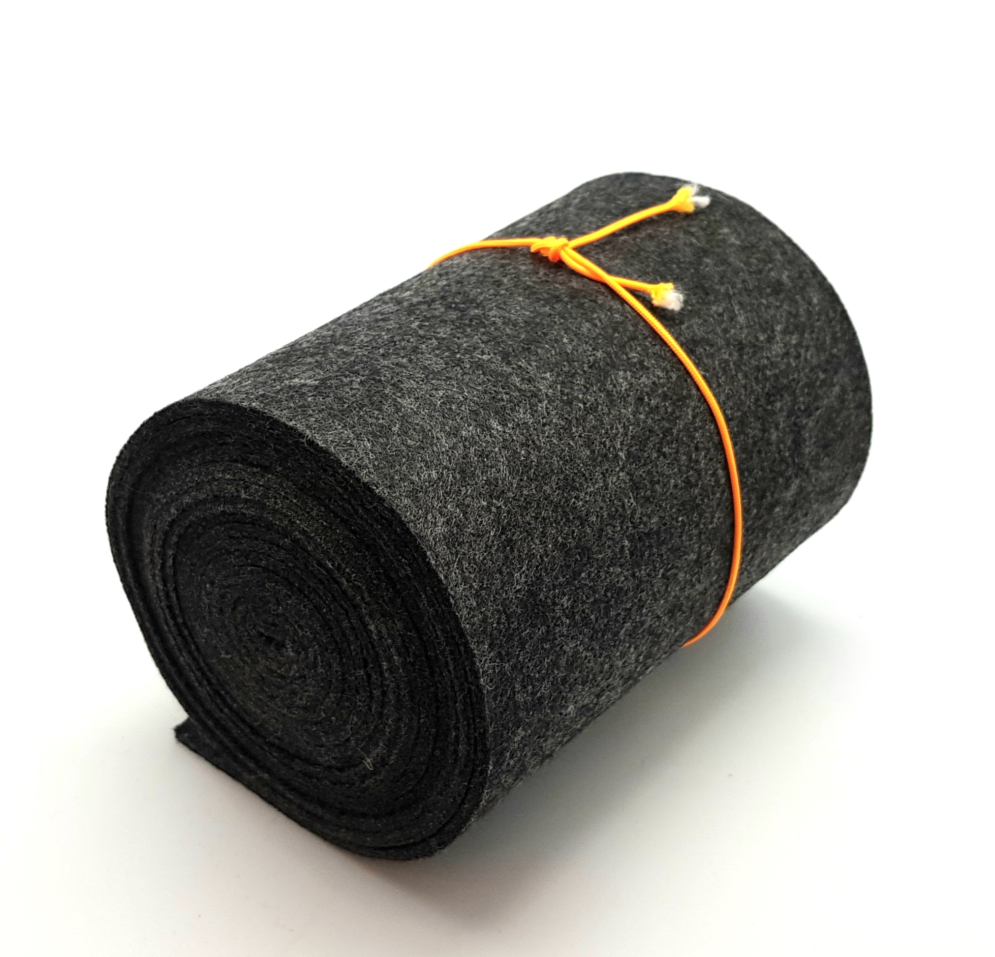 15-cm-rolle-anthrazit-melange - Handgemachte individualisierbare Taschen, Körbe, Tischsets, Dekoartikel und mehr auf fideko.de der Onlineshop seit 2011