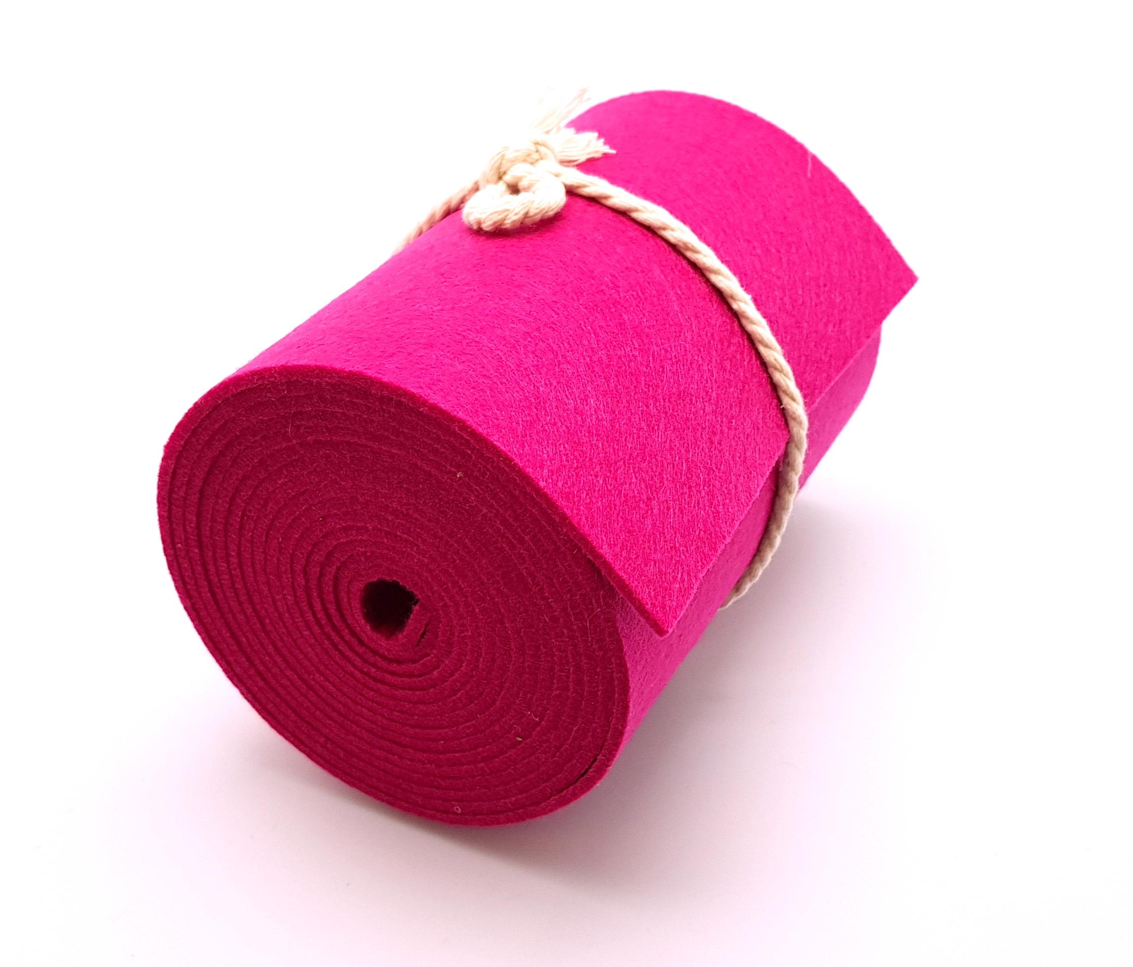 15-cm-rolle-pink - Handgemachte individualisierbare Taschen, Körbe, Tischsets, Dekoartikel und mehr auf fideko.de der Onlineshop seit 2011