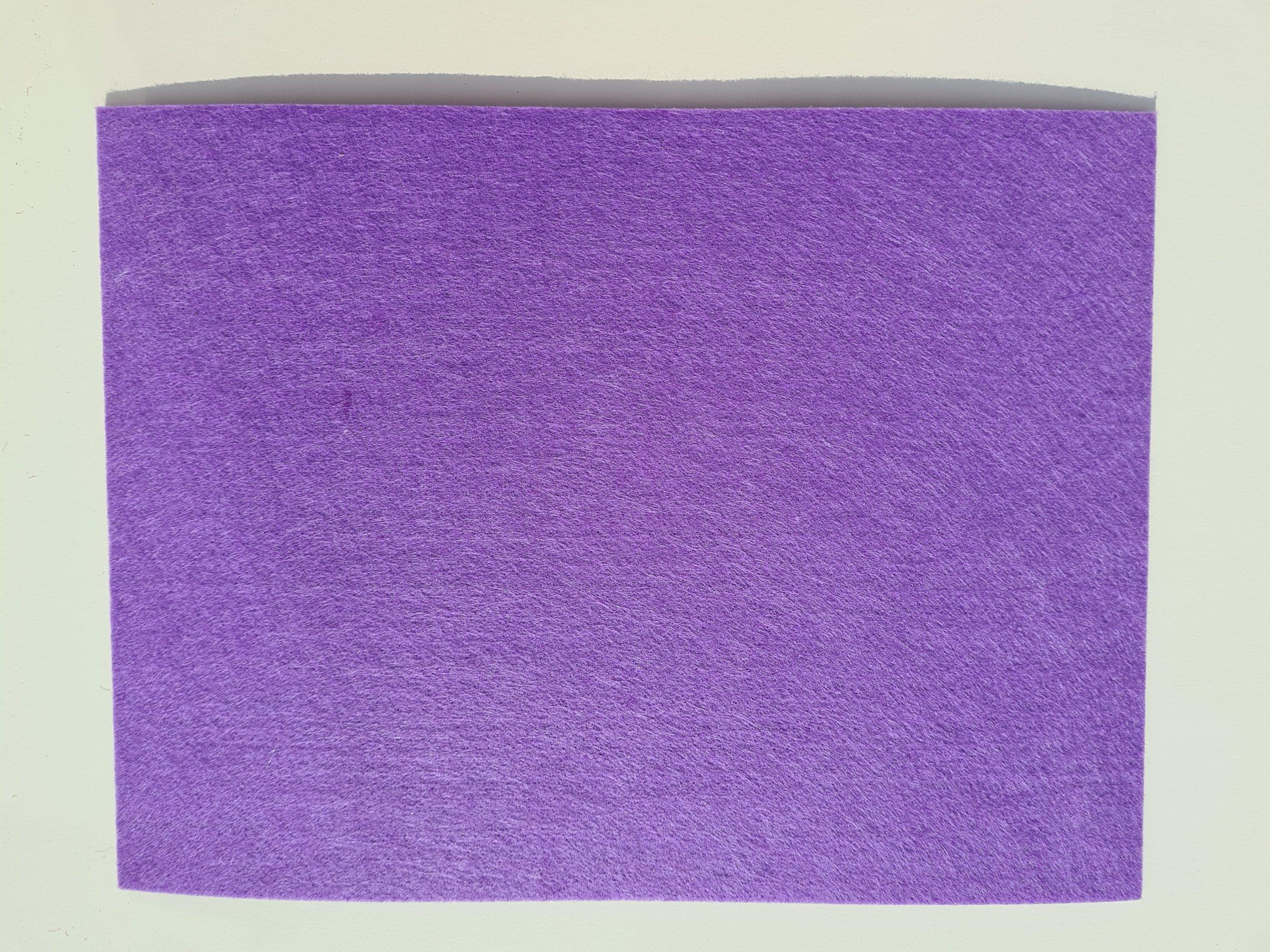 Lila Filz-Untersetzter quadratisch - Handgemachte individualisierbare Taschen, Körbe, Tischsets, Dekoartikel und mehr auf fideko.de der Onlineshop seit 2011